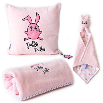 Picture of Milk&Moo Chancin Baby Blanket Set