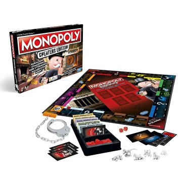 Picture of  Monopoly Cheater's Edition