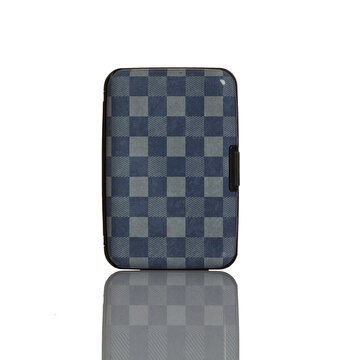 Изображение Nektar Bhac15 Black Checkered визитница