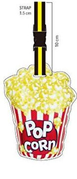 Picture of Nektar Lh144 Pop Corn Valiz Etiketi