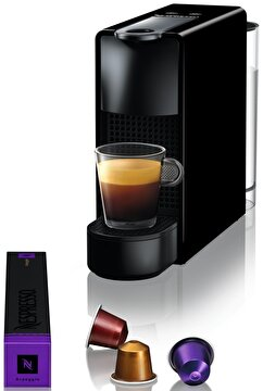 Picture of Nespresso Essenza Mini C30 Black Kahve Makinesi