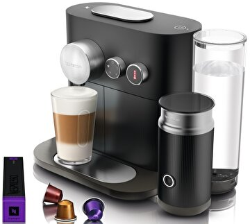Picture of Nespresso Klasik C85 Expert Milk Off Black Kahve Makinesi