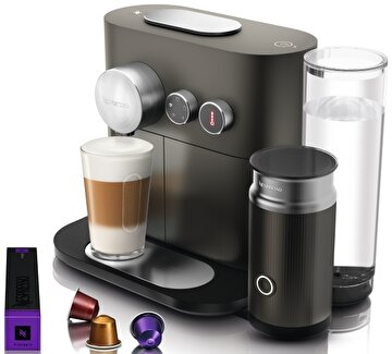 Picture of Nespresso Klasik D85 Expert Milk Anthracıte Grey Kahve Makinesi