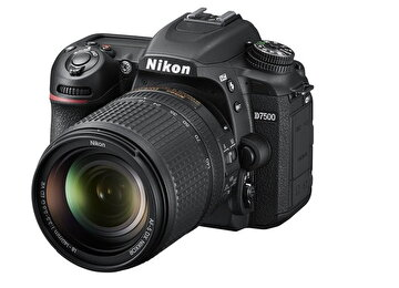 Picture of Nikon D7500 Fotoğraf Makinesi + AF-S DX Nikkor 18-140 VR Kit
