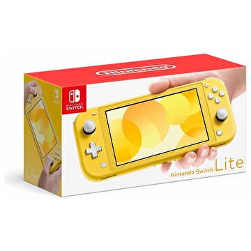 Picture of  Nintendo Switch Lite Konsol Sarı