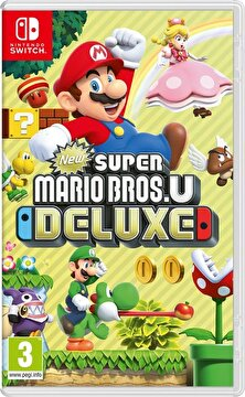 Picture of  Nintendo Switch New Super Mario Bros U Deluxe Oyun