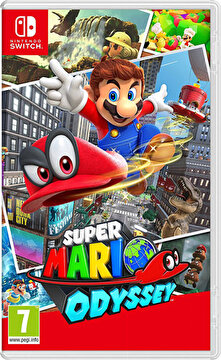 Picture of  Nintendo Switch Super Mario Odyssey Oyun