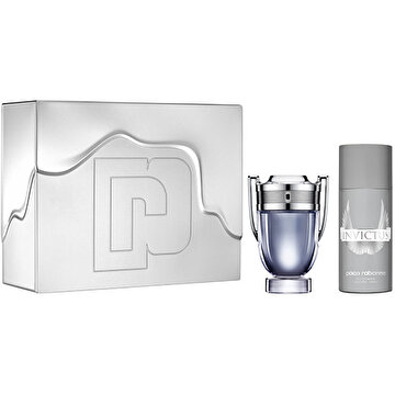 Picture of Paco Rabanne Invictus EDT 100 ml Erkek Parfüm Set