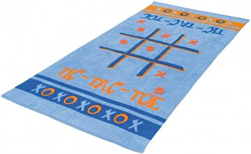 Picture of  Nektar 19538408 Tic-Tac-Toe Havlu