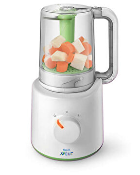 Picture of  Philips Avent SCF870/22 Buharlı Pişirici ve Blender