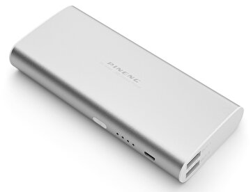 Picture of  Pineng PN-998 10000 mAh Powerbank Silver