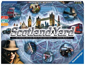 Picture of  Ravenburger-Scotland Yard Kutu Oyunu