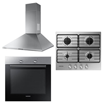 Picture of  Samsung Ankastre Set Inox