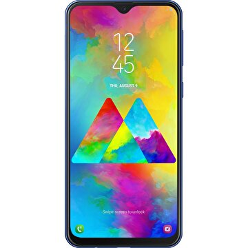 Picture of  Samsung Galaxy M20 32 GB Cep Telefonu Mavi