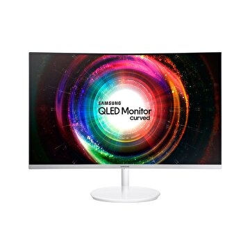 "Picture of  Samsung LC32H711QEMXUF 31.5"" Curved FreeSync Monitör"