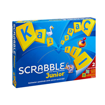 Picture of  Scrabble Junior Türkçe