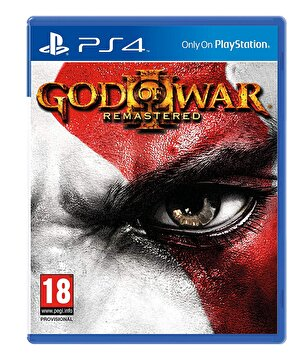 Picture of  Sony God of War 3 : Remastered PS4 Oyunu