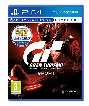 Picture of Sony Gran Turismo Sport PS4 Oyunu