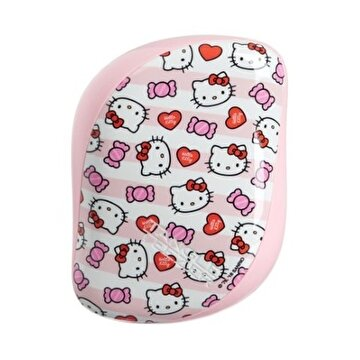 Picture of Tangle Teezer Compact Styler Hello Kitty Stripes Saç Fırçası