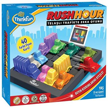 Picture of  ThinkFun Rush Hour Trafik Oyunu