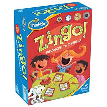 Picture of  ThinkFun Zingo