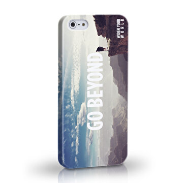Изображение TK Collection Go Beyond iPhone 5/5S Cover
