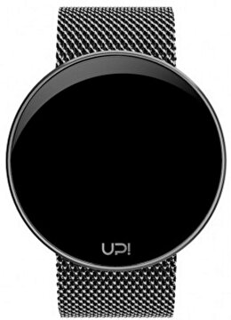 Picture of  Upgrade Round Steel Black Unisex Kol Saati