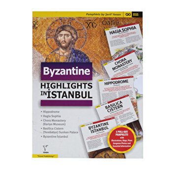 Picture of  Yenen Kitapevi Byzantine Highlights in İstanbul