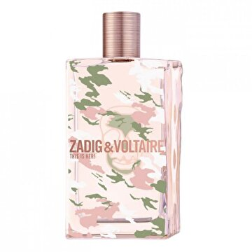Picture of Zadig & Voltaire This Is Her! No Rules EDP 100 ml Kadın Parfüm