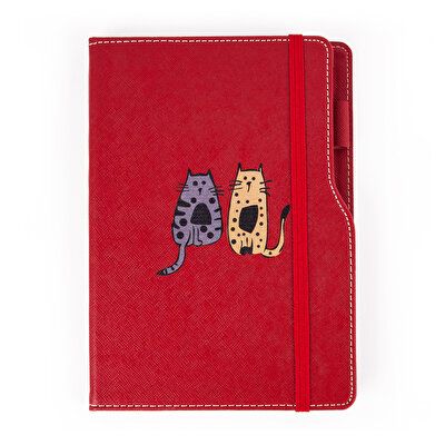 Biggdesign Cats in Istanbul Defter