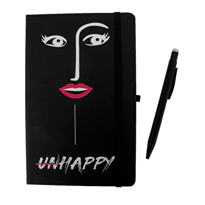 Biggdesign Faces Happy Defter