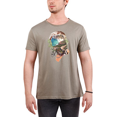 Biggdesign Nature Maceraperest Erkek T-shirt