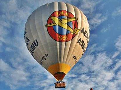 Resim   THK Balon Uçuşu