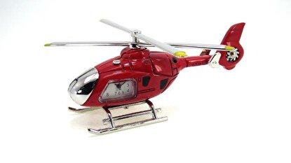 Resim   THK Design Helikopter Masaüstü Saat