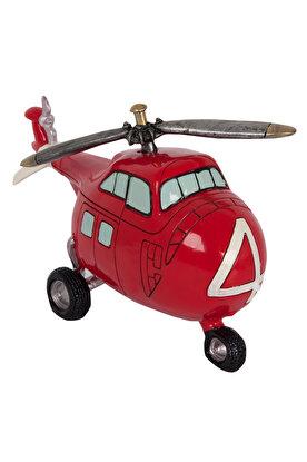 Resim  THK Design Helikopter Rezin Kumbara