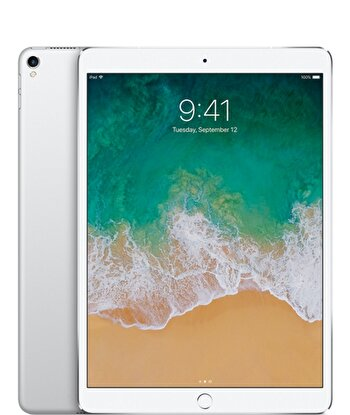 Resim  Apple 10.5-inch iPad Pro Wi-Fi + Cellular 64GB - Silver