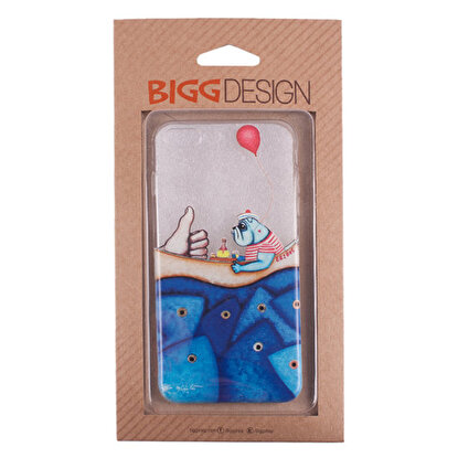 Resim   Biggdesign Mr. Allright iPhone Kapak