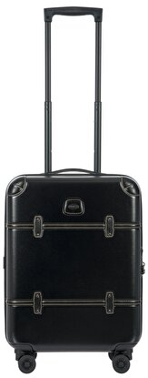 Resim   Brics 8301 Bellagio Trolley 38x55x20 Black Valiz