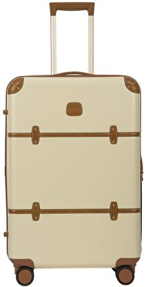 Resim    Brics Bellagio Trolley 48 x 70 x 27 Cream Valiz