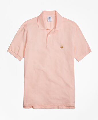 Resim  Brooks Brothers Pembe Polo T-Shırt Xl Beden