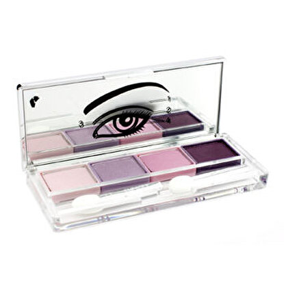 Resim  Clinique All About Eye Shadow Quad No 08 Ticklish Göz Farı