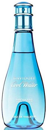 Resim   Davidoff Cool Water Women EDT 100ml - Bayan Parfüm