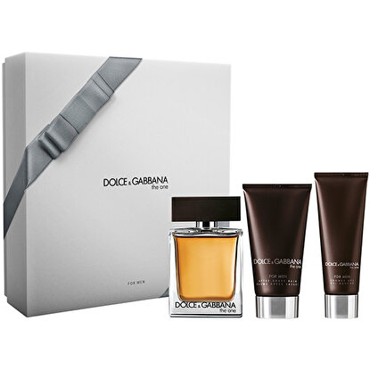 Resim  Dolce Gabbana The One For Men EDT 100 ml Erkek Parfüm Set