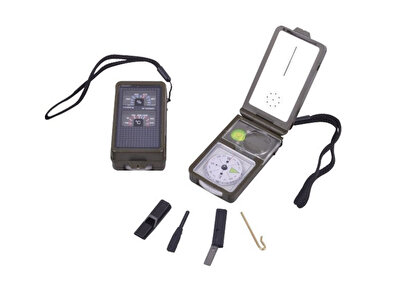 Resim  FreeCamp Multi-Function Survival Kit