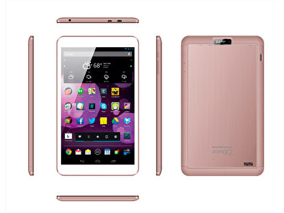 Resim   Goldmaster Funcy 3 8'' Tablet Pembe