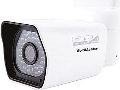Resim  Goldmaster Ghc-4223Rv 2Mp 3.6Mm Ir Bullet Ahd Kamera