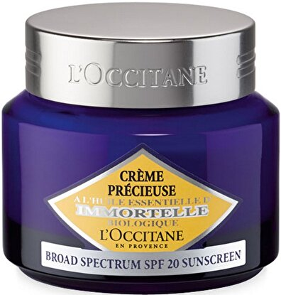 Resim   L'occitane Precious Cream Light Texture Spf 20