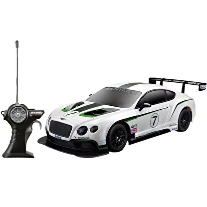Resim  Maisto 81247 Tech Bentley Continental GT3  1:24 U/K Araba