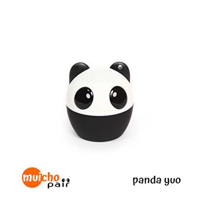 Resim   Muicho Pair Bluetooth Mini Speaker Panda  Yuo