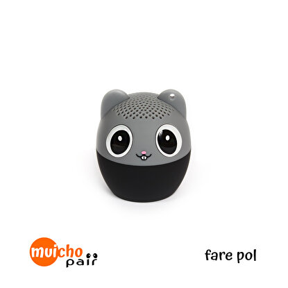 Resim   Muicho Pair Bluetooth Mini Speaker Fare  Pol